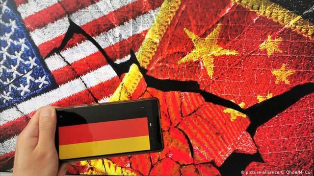 德媒称美国形象大跌,德国人对中国好感度上升