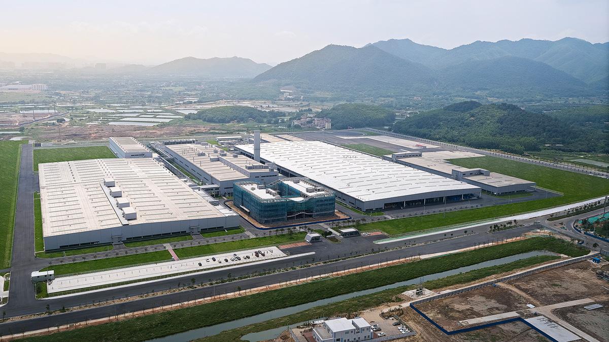 小鹏汽车自建工厂生产资质获批,小鹏P7将在肇庆工厂自主制造