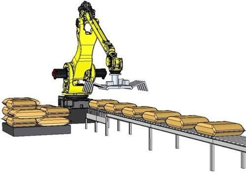 机械手靠什么连接的?机器人的组成有哪些?
