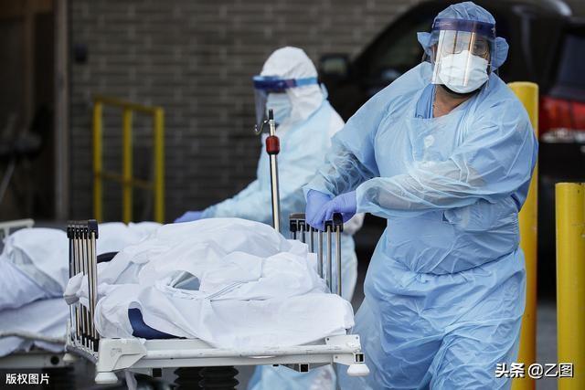 美国新冠肺炎确诊数超154万,特朗普被骂是食尸鬼