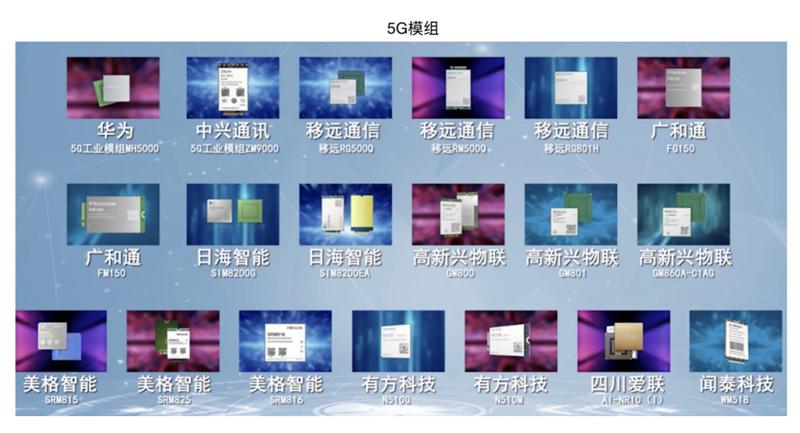 63款5G创新终端走进各行各业,云网融合推动5G应用百花齐放