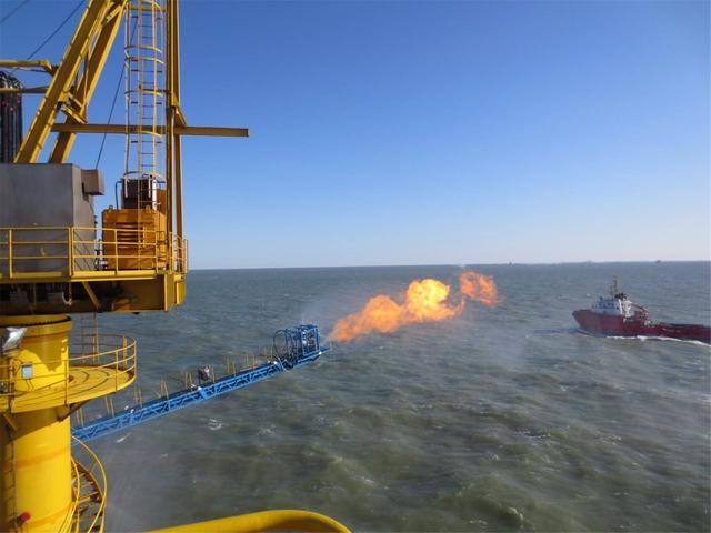 渤海莱州湾发现亿吨级大油田,含油面积超过了100平方千米