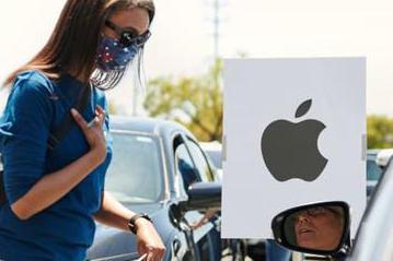 苹果计划于本周重开约100家美国门店,提供在线下单到店取货等服务