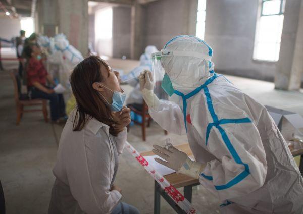 武汉核酸检测:最高单日检测147万,可以通过微信获取检测结果