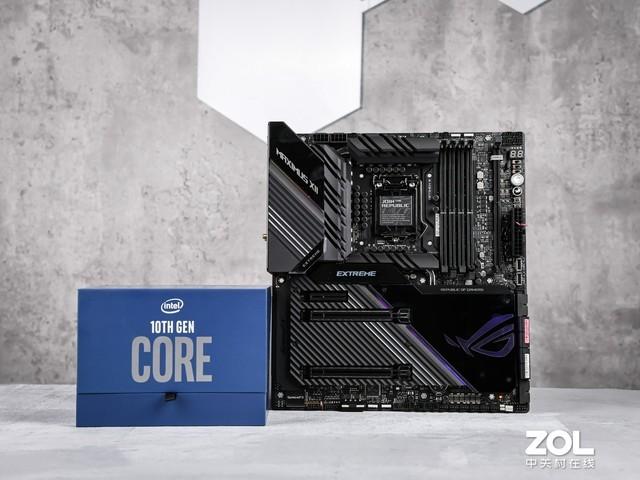 十代酷睿LGA处理器,10核心20线程,5.3GHz睿频