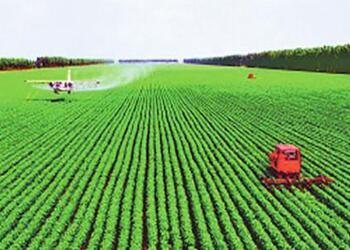 高标准农田土壤改良现场观摩暨学术研讨会在河南焦作召开