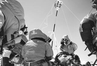 我国2020珠峰高程测量成功实现技术突破