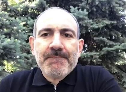 亚美尼亚总理尼科尔·帕希尼扬一家人都确诊感染新冠肺炎