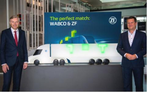 德国采埃孚收购威伯科,全面布局乘用车和商用车领域