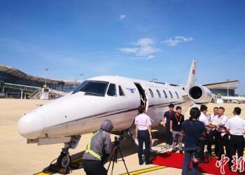 """海口美兰机场二期扩建项目取得重大进展,正式跨入""""飞起来""""阶段"""