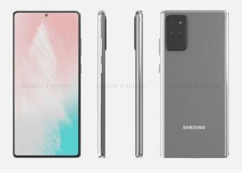 三星Galaxy Note20已通过3C认证,其电池容量达4300mAh