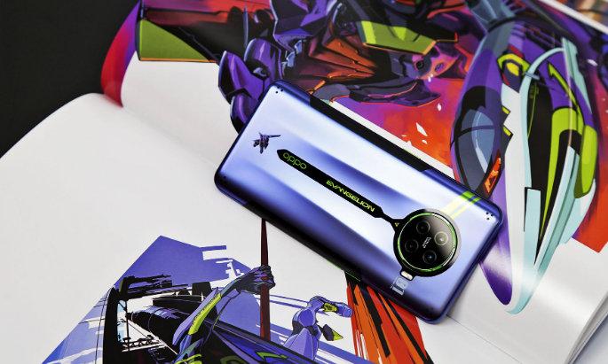 OPPO定制款手机,顶级的硬件配置,360° 环绕天线设计