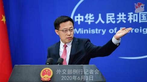世卫曾对中国抗疫透明度不满?外交部赵立坚回应