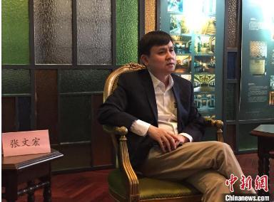"""张文宏:现在的""""无症状感染者""""传播力非常有限"""