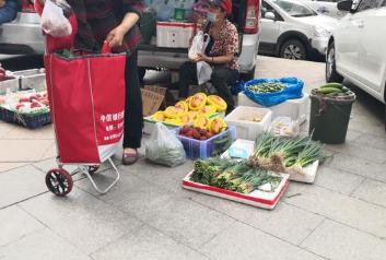 """黑龙江发布12项举措便利""""地摊经济"""":允许合理占道经营、店外经营等"""