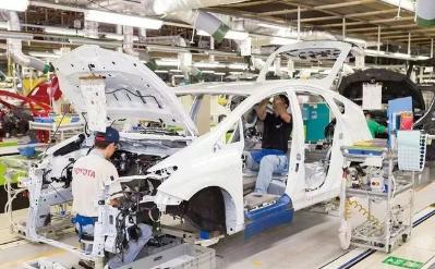 丰田汽车2020年5月份在华新车销量达16.63多万辆,同比增长20.1%