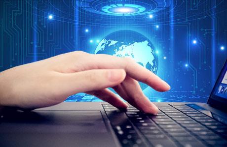 中国互联网普及率接近65%,网民人数超9亿,网络购物用户规模达7.10亿