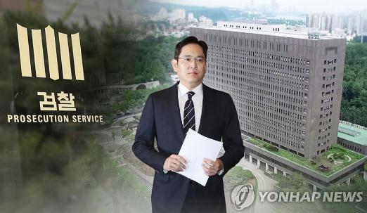韩国检方提请批捕三星电子副会长李在镕