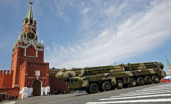 俄罗斯核威慑政策,普京批准4种情况下可能动用核武器