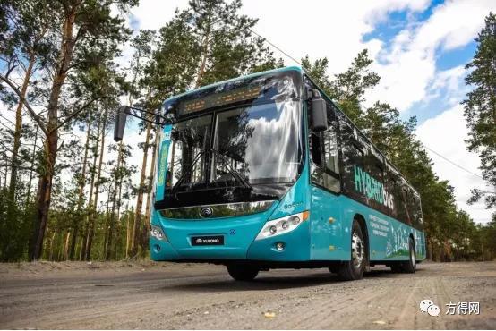 宇通客车2020年5月份客车销量达3554辆,1-5月销售达11484辆
