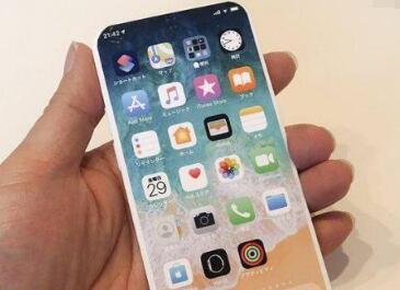 iPhone13机模曝光:无刘海缺口+USB-C端口