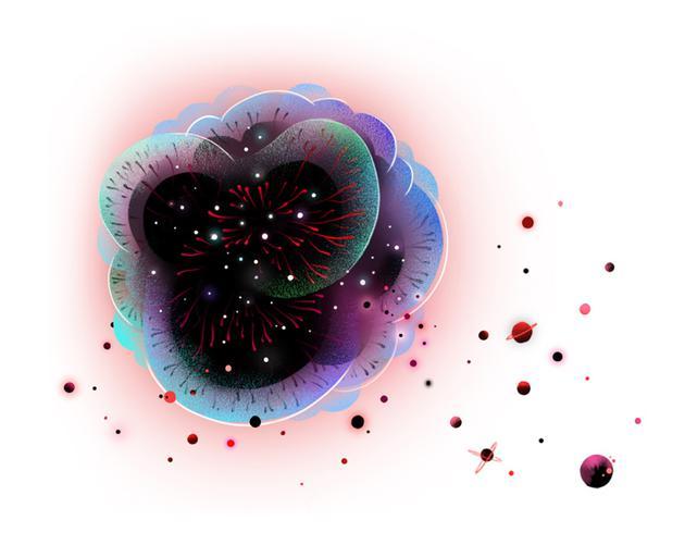 生命离奇至极的构想,隐藏暗能量物理法则