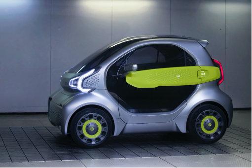 3D打印增材制造汽车,YOYO在欧洲赢得了广泛关注