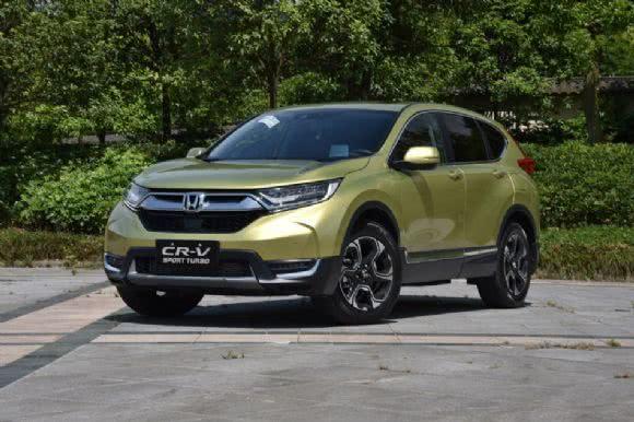 2020年1-4月合资SUV销量排行榜:丰田RAV4销量45829辆居榜首