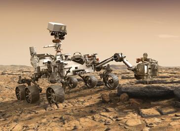 美国火星车将于7月17日发射、明年2月抵达