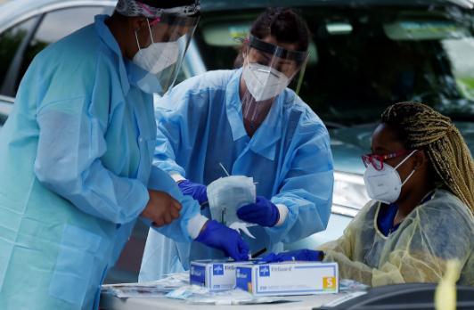 全球各国新冠肺炎累计确诊病例、死亡人数及最新消息(截止6月9日)