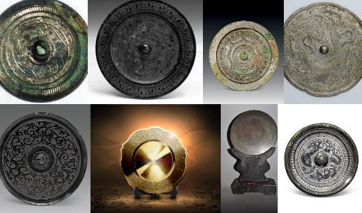唐代铜镜的起源和发展、制作工艺