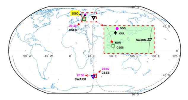 """""""张衡一号""""为Pc1地磁脉动理论提供直接观测证据"""