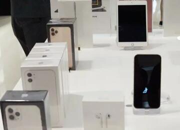 海南免税iPhone便宜近2500元,相当于打了8折