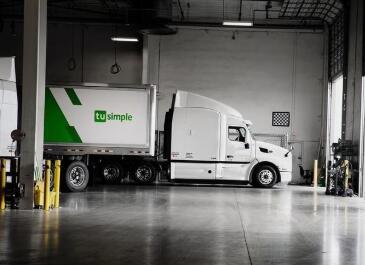 图森未来在美国启动全球首个无人驾驶货运网络