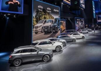 慕尼黑车展将于2021年9月7日举办,为期六天