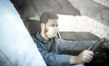 Uber宣布扩大口鼻遮盖政策:要求乘客和驾驶员无限期佩戴口罩