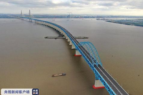 沪苏通长江公铁大桥收费标准与年限公布