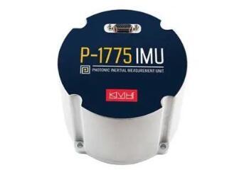 KVH推出P-1775惯性传感器,配备光学集成式芯片技术