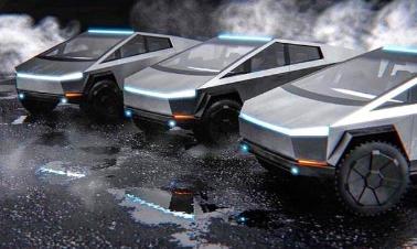 特斯拉电动皮卡CyberTruck中国预订启动,每辆订金1000元