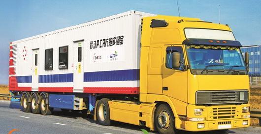 核酸检测移动方舱实验室设计要求与使用年限