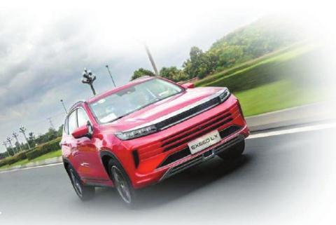 自主高端汽车品牌相继推出SUV车型,做好主流市场兼顾高端市场