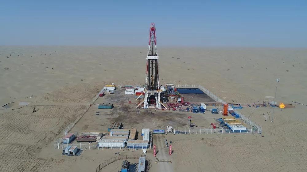 顺北油气田创亚洲陆上定向井最深纪录,我国超深井钻井技术国际领先