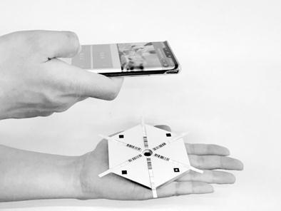 手机拍照后可快速检测农药残留,中国农科院科学家研发的标准化试纸条