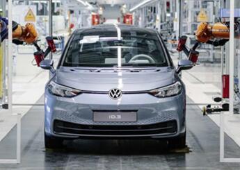 ?大众将德国埃姆登工厂改造为电动汽车工厂,投资10亿欧元加速工厂转型