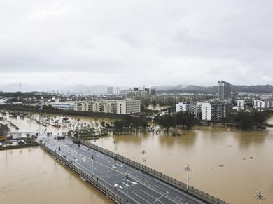 長江洪水編號標準是什么?什么情況下需要啟動水旱災害應急響應?