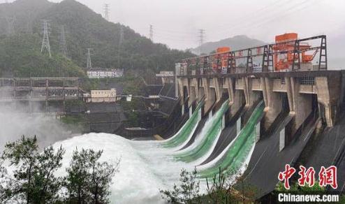 浙江新安江水庫泄洪,千島湖有機魚損失7000多萬元