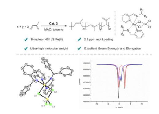 一种超高分子量支化聚异戊二烯橡胶的高效合成新方法