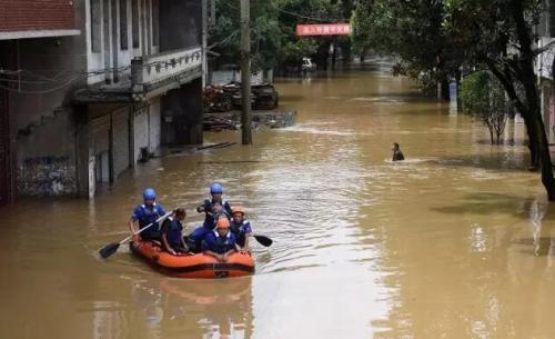 """安徽多地报告""""人员死伤情况"""" ,省防指发布紧急防汛抗洪救灾通知!"""