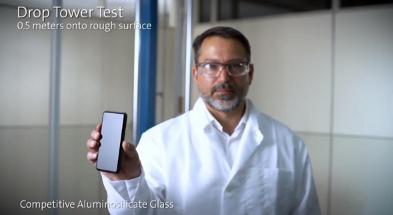康宁宣布推出史上最坚韧大猩猩玻璃,由三星首发