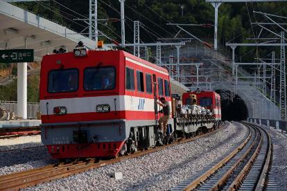 衢寧鐵路開通在即,開通后帶動家鄉旅游產業的發展
